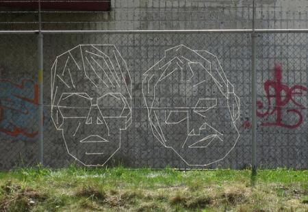 Femoesa -Van Kooten & De Bie with yarn-Schiedam 2013